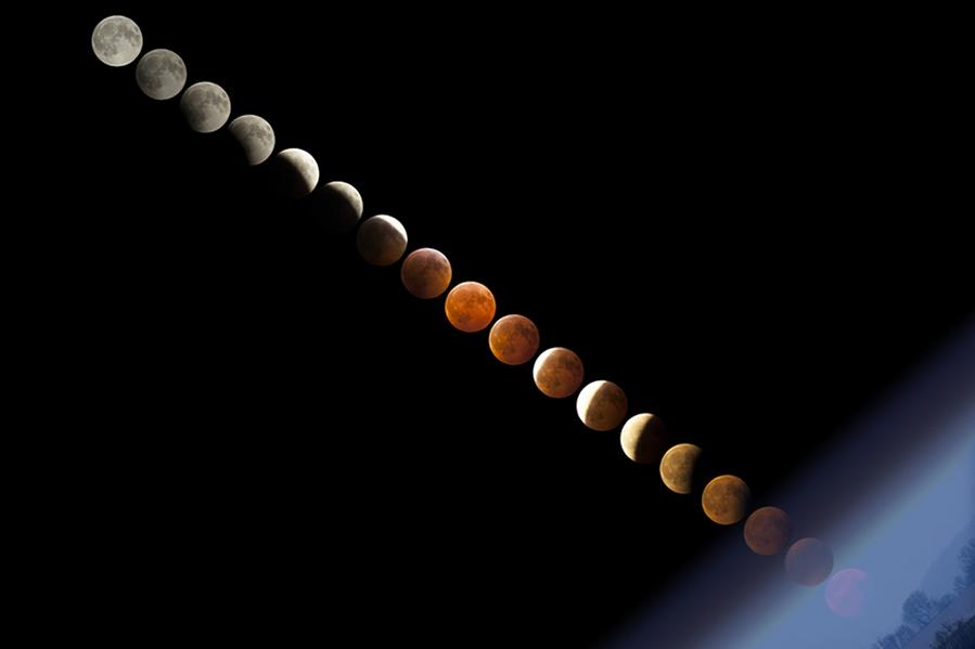 eclipse de lune du 21/01/2019 20190121_Eclipse_Chapelet_Affichage