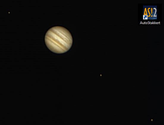 Petit test traitement planétaire Jupiter_AS!2